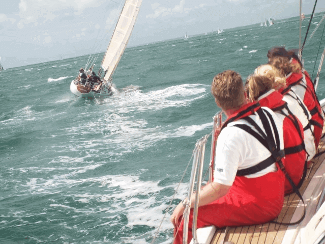 Fastnet First aid course
