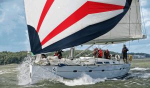 Sailing Gb across the Atlantic 2015 Arc