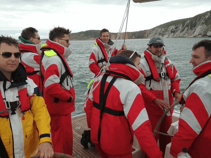 Stag Do Charter