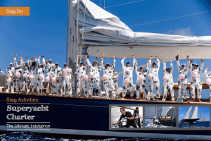 Superyacht Weekend
